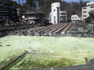 【群馬県】草津温泉旅行記